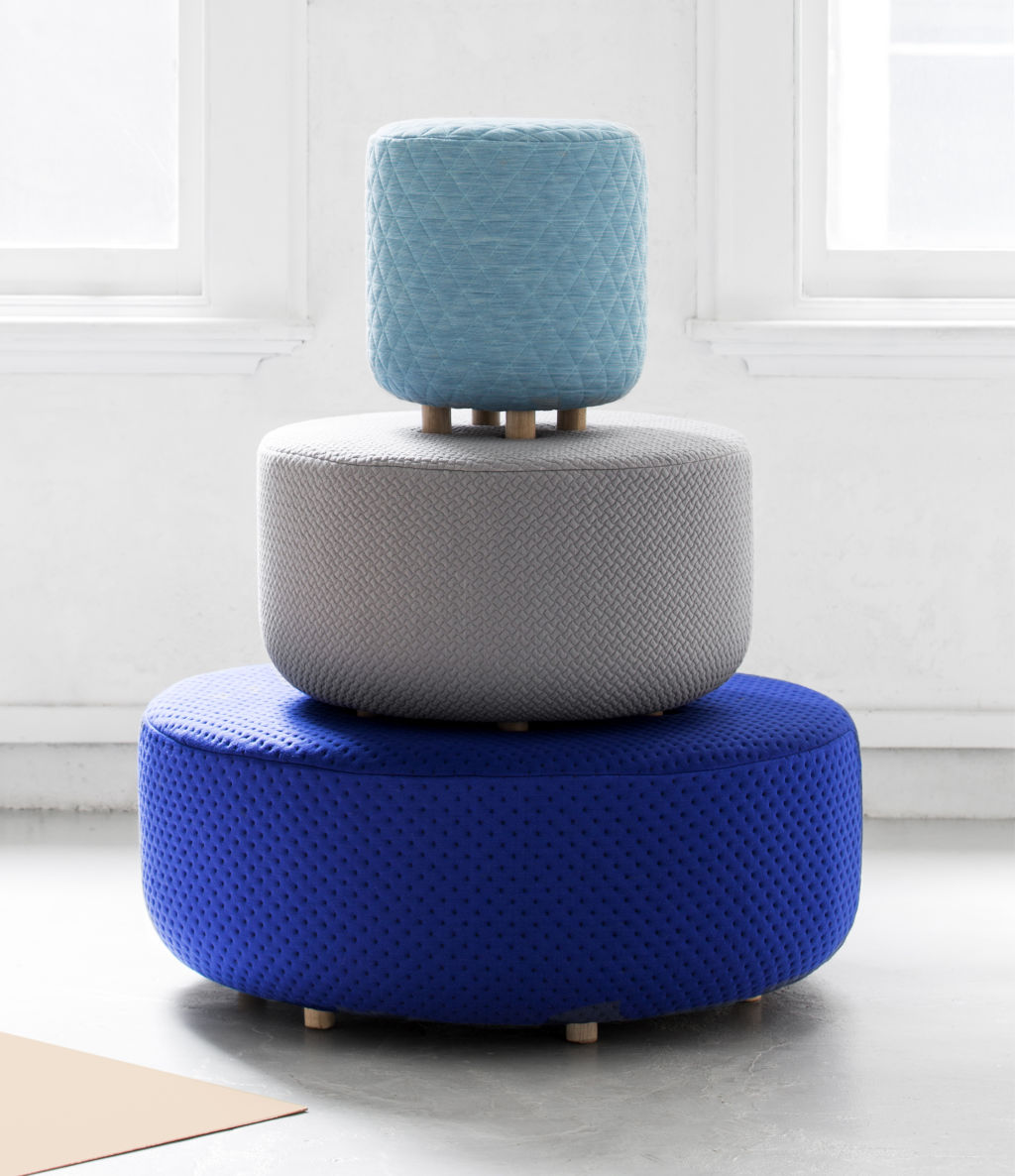 Coco Ottomans by Anaca Studio NOT FOR REUSE