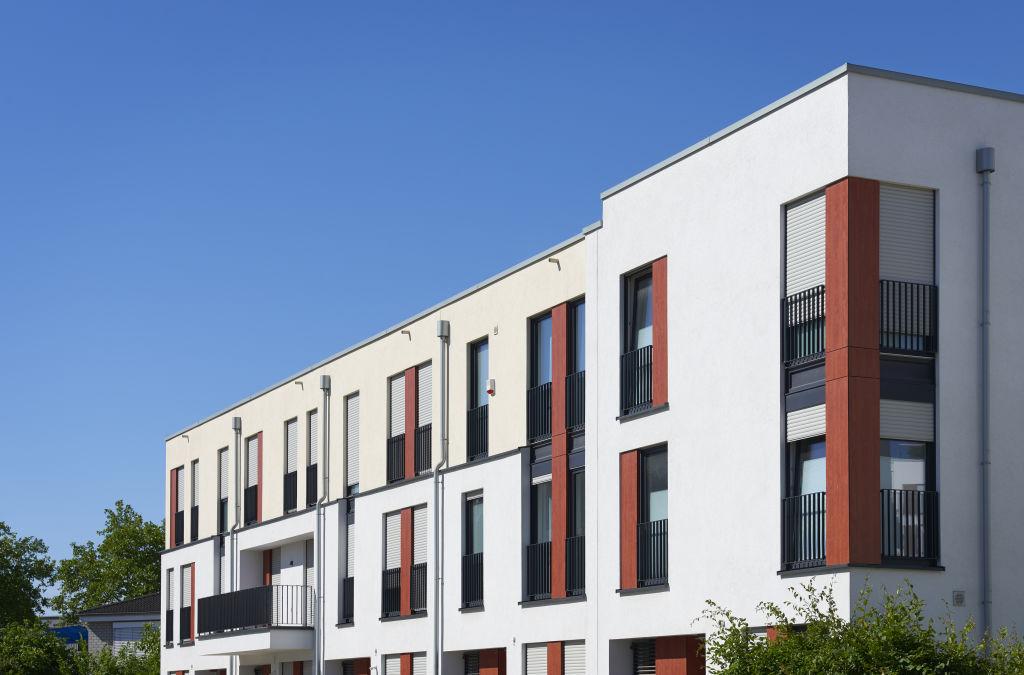 Generic new apartments