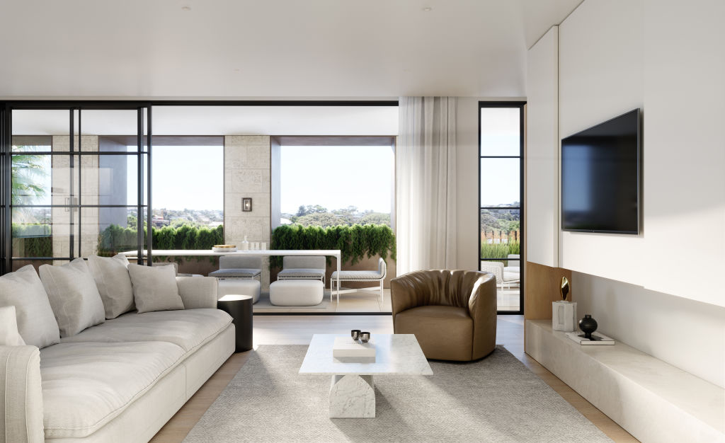 The Benson in Rose Bay by Fortis Group