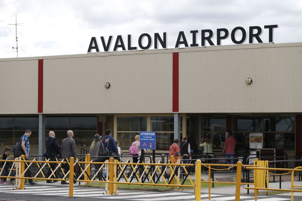 Avalon Airport in Geelong, VIC.