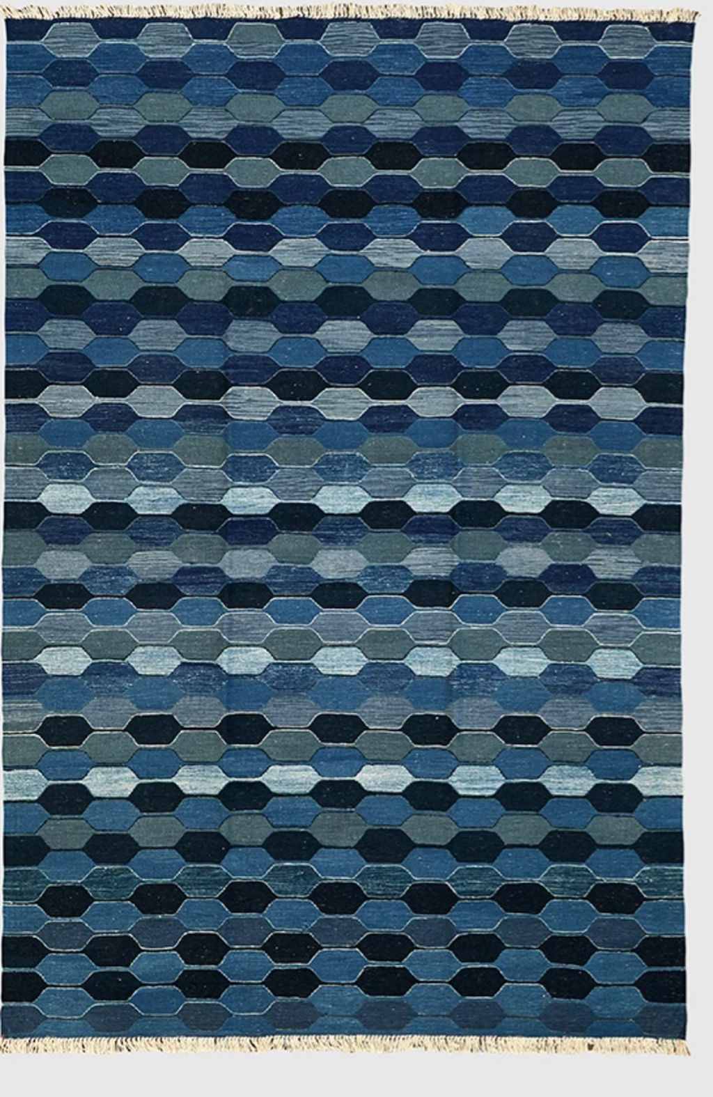 LoomFloor Rug - Contemporary Kilim - 2148