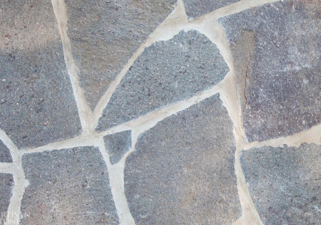 Artisian Stone in Porphyry Crazy Pavers