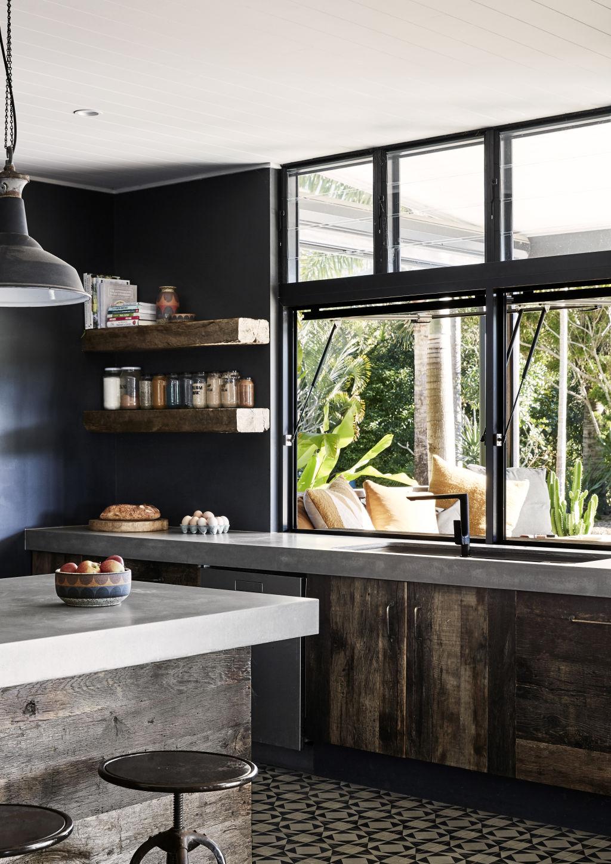 Kitchen details.  Styling: Annie Portelli.
