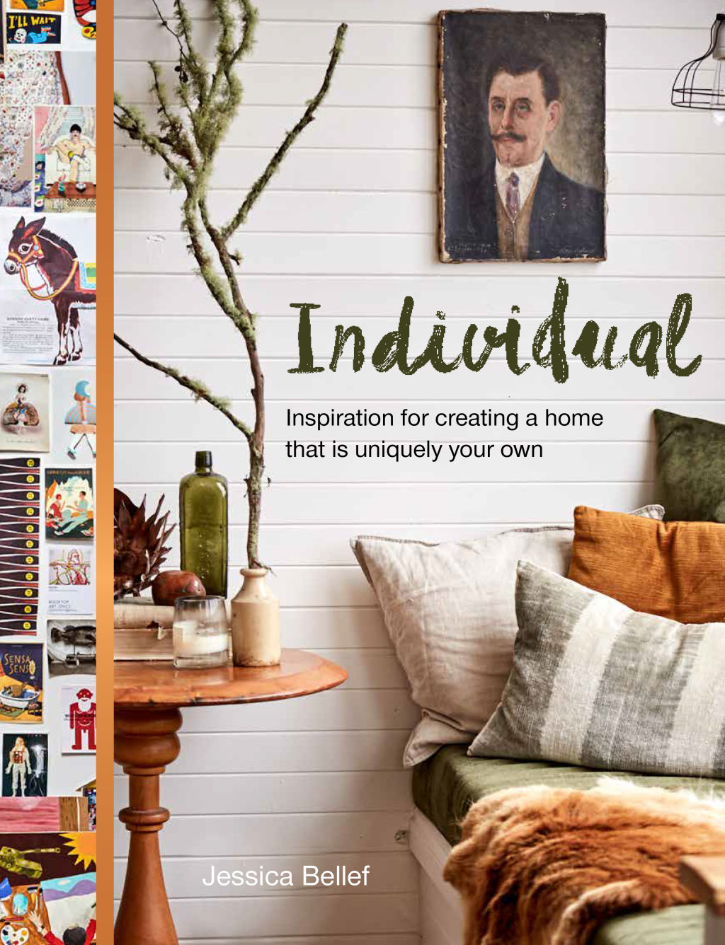 'Images and text from Individual by Jessica Bellef, photography by Sue Stubbs, Murdoch Books RRP $49.99'.  On sale 15 October 2019.