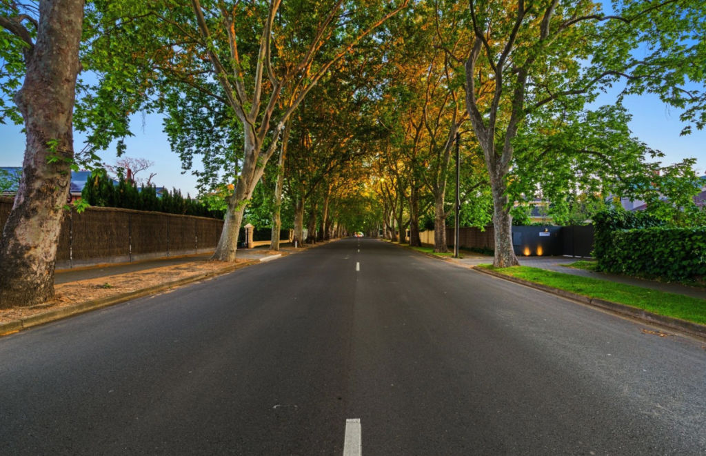 Low res image of Victoria Avenue in Unley Park SA.