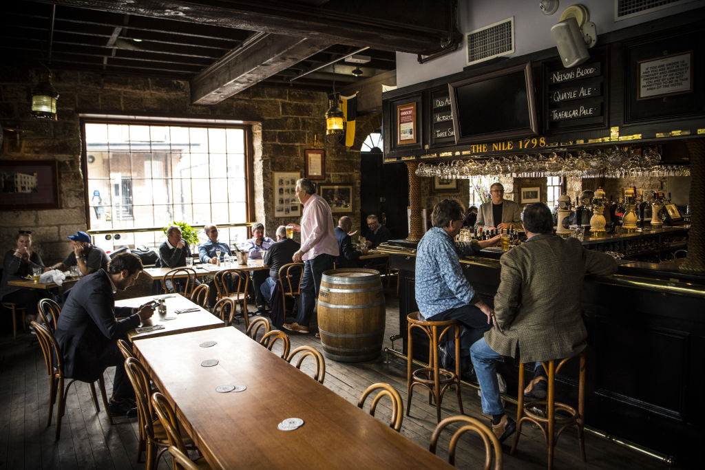 The Lord Nelson Brewery Hotel