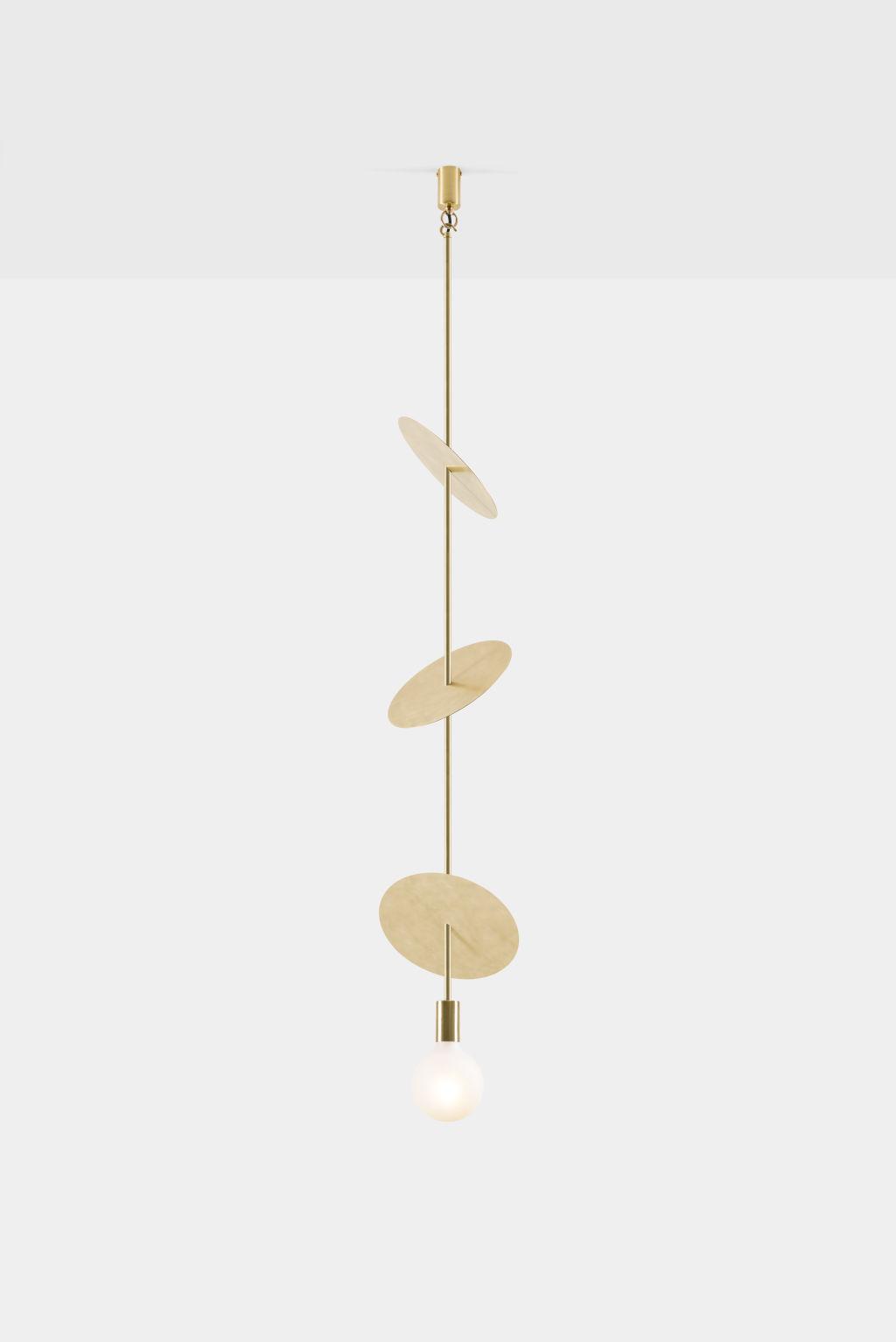 Flipside Double Pendant by Volker Haug Studio NOT FOR REUSE