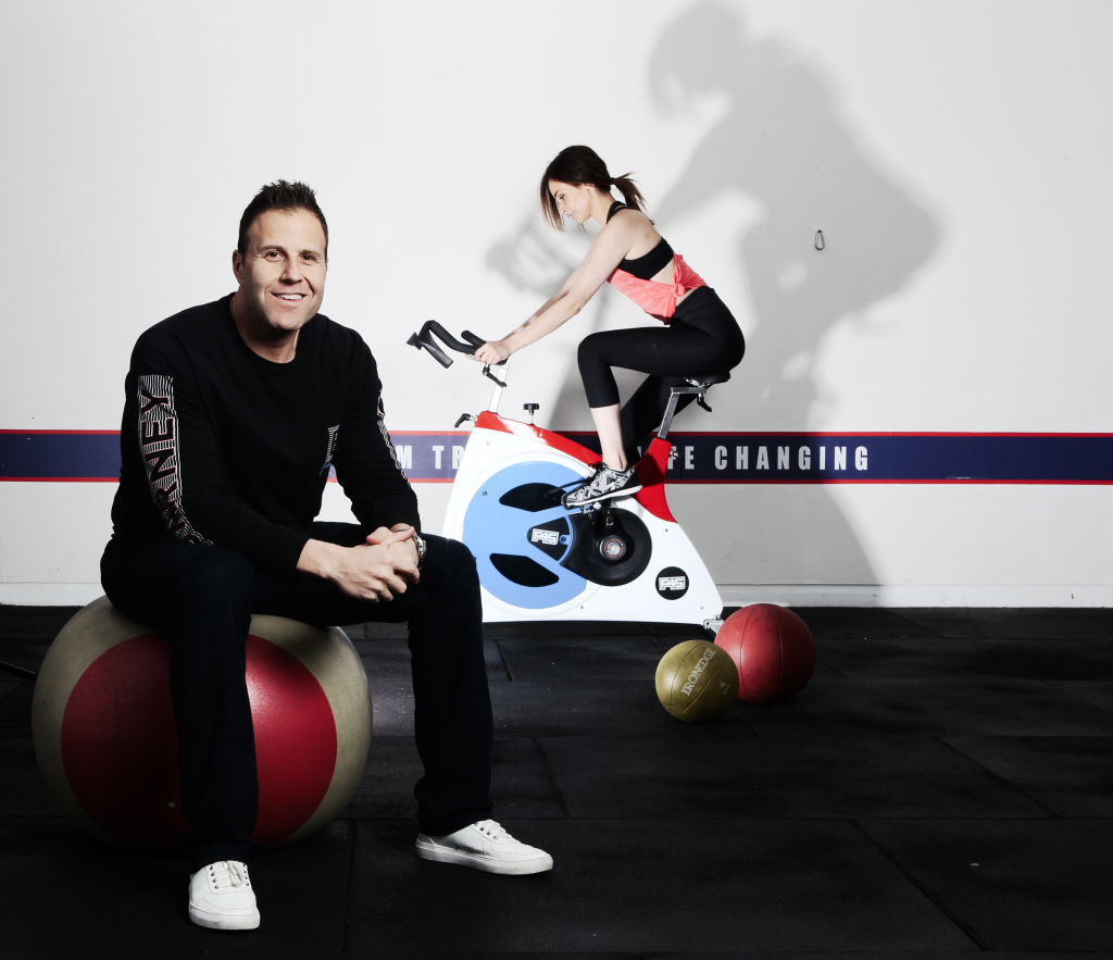 Founder and Owner of F45 Training Rob Deutsch