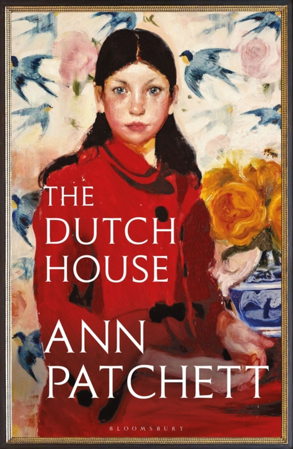 Cover image of The Dutch House, by author Anne Patchett