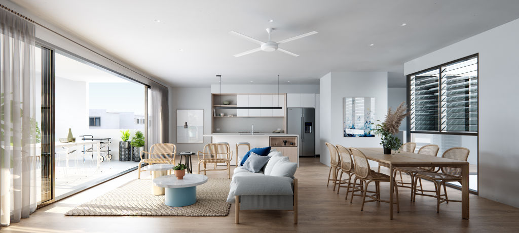Stockland Bokarina Beach living