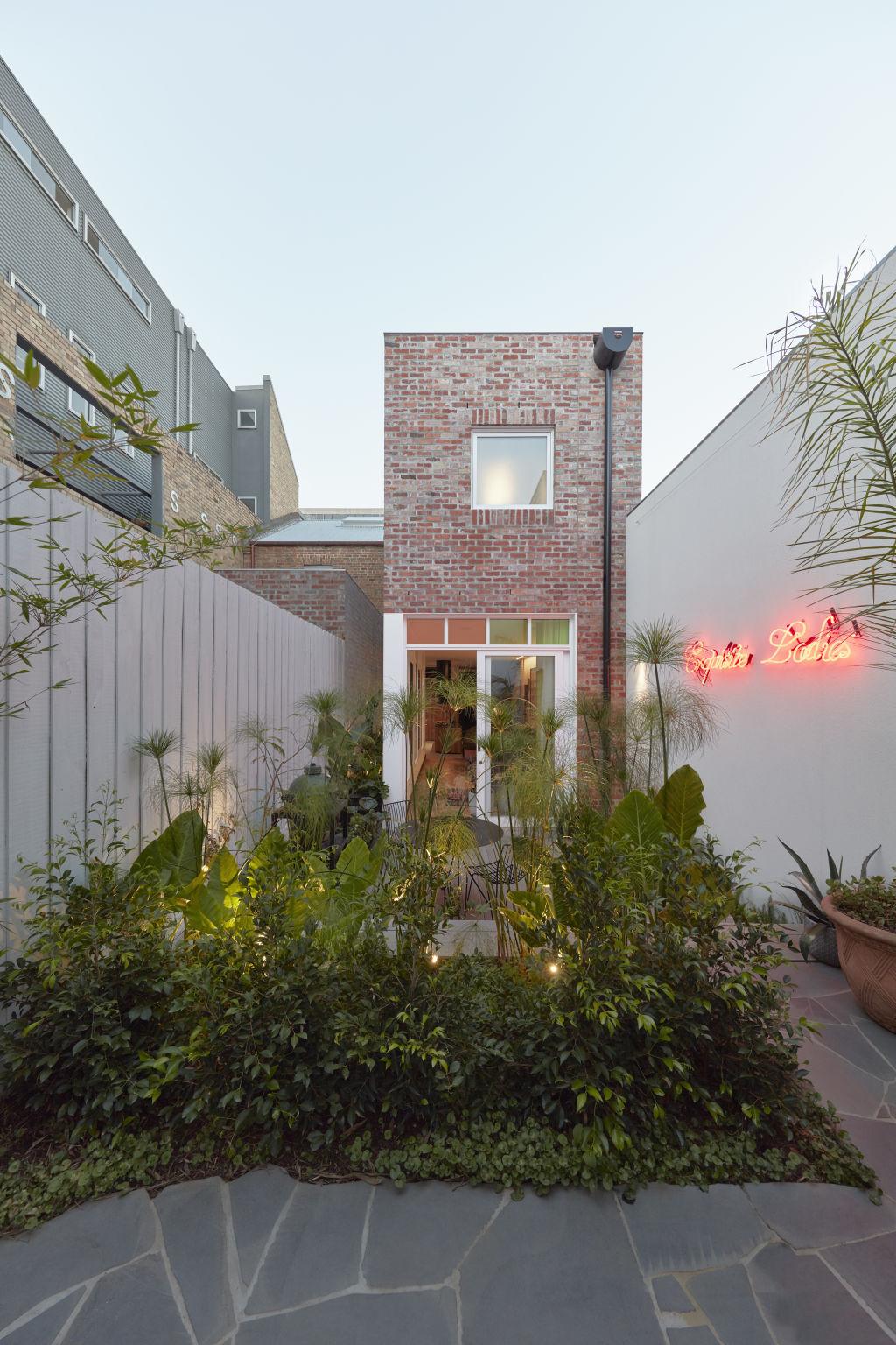 Rose Street Residence by Fieldwork NOT FOR REUSE