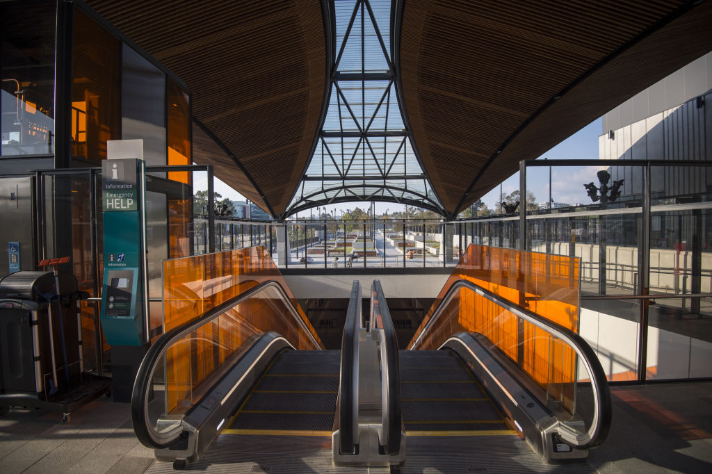 The Norwest Station at Rouse Hill