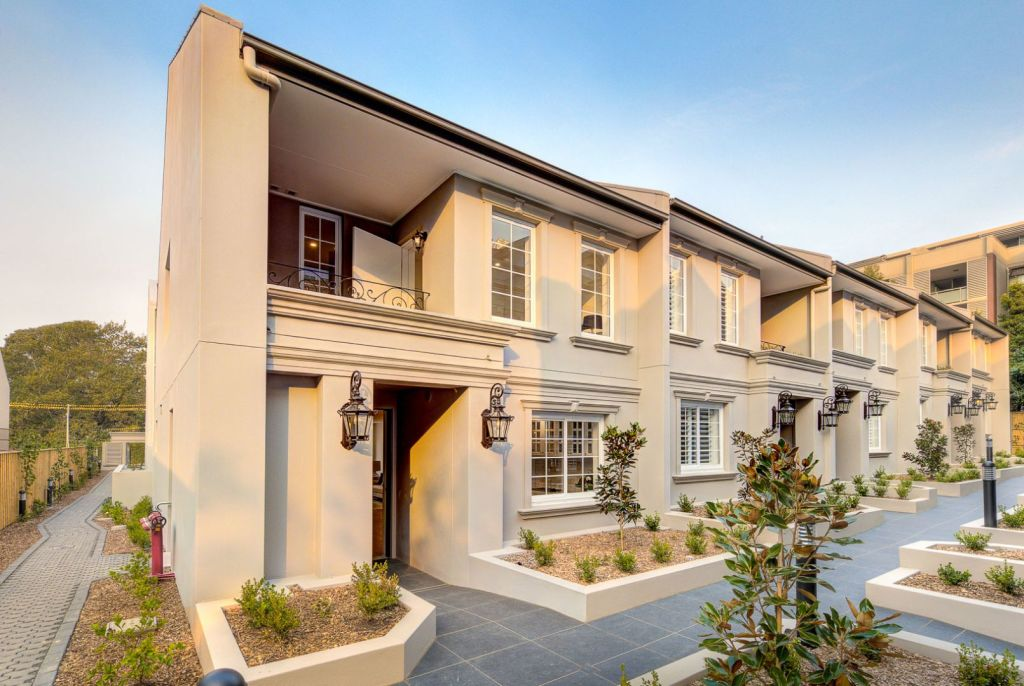 Townhouses are usually strata titled, with owners ongoing levies to maintain common property.