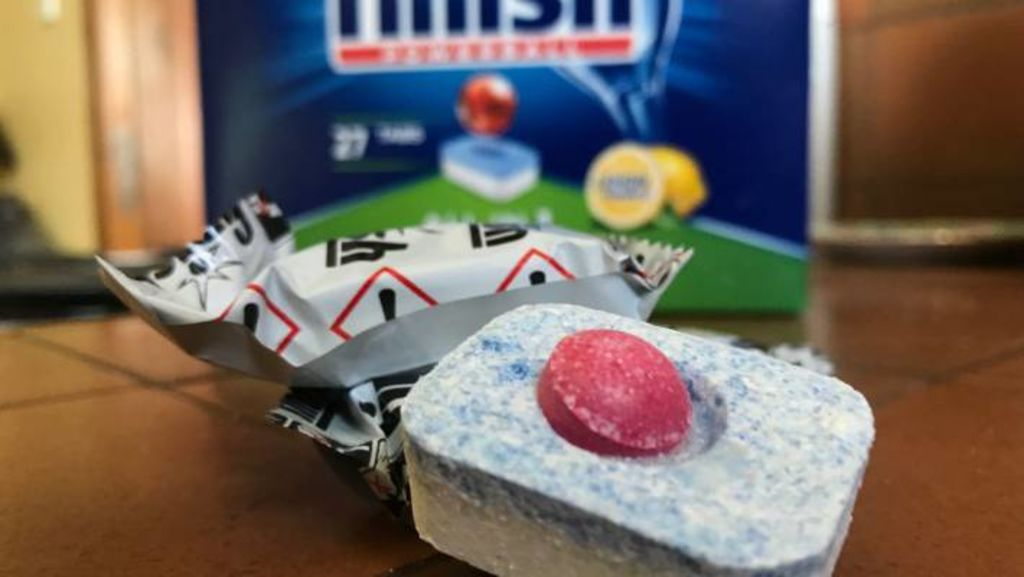 Are Dishwasher Tabs The Answer To This Bathroom Cleaning Nightmare
