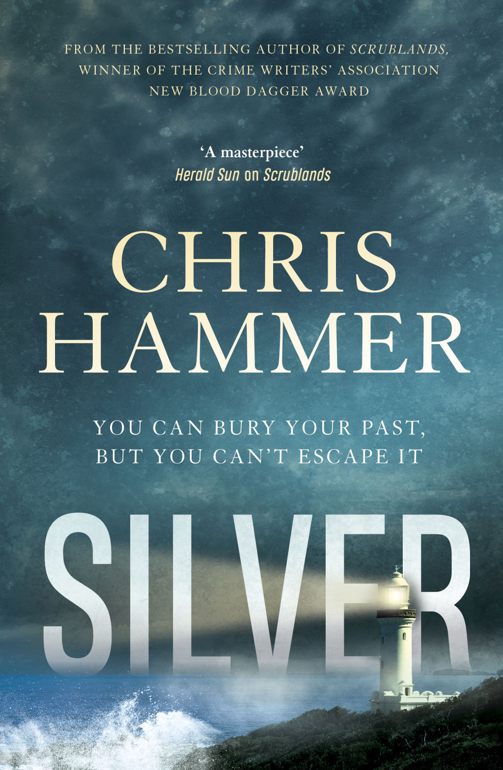 Silver by Chris Hammer.