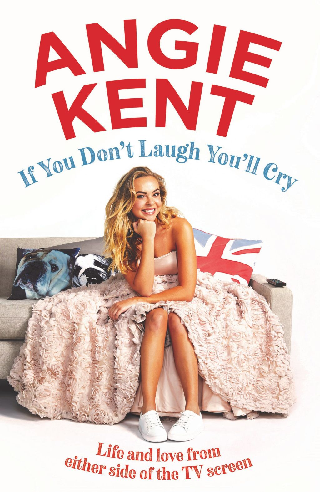 If You Don't Laugh You'll Cry by Angie Kent cover