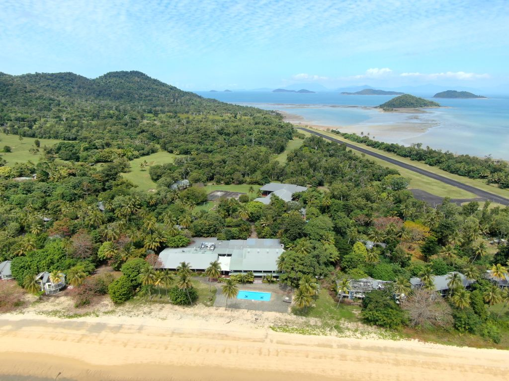 Australian-owned international investment group Mayfair 101 hope to make Dunk Island a popular tourism attraction for far north Queensland.