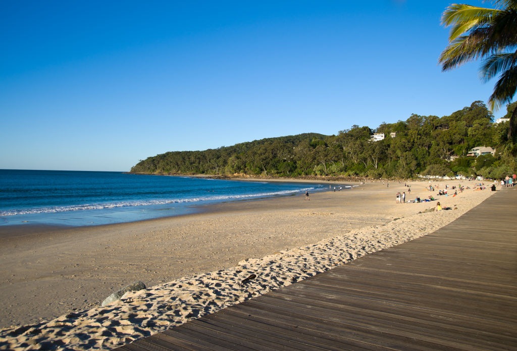 Lifestyle image of Noosa on the Sunshine Coast QLD