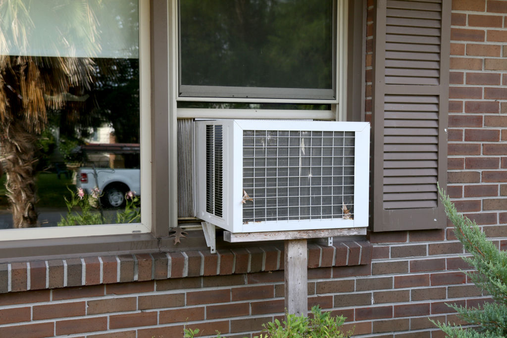 Old air conditioners cost more to run than newer models.