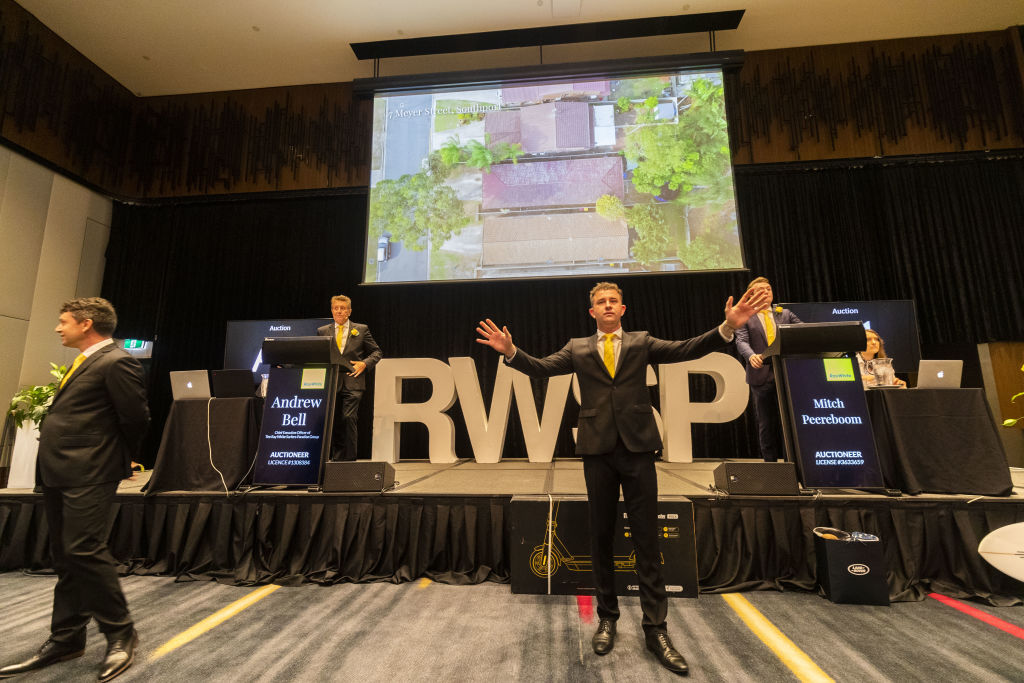 RAY WHITE THE EVENT AUCTION 2020