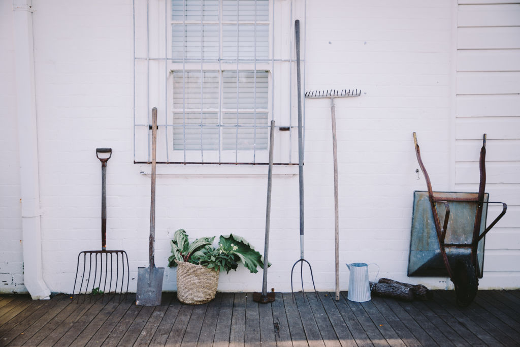 Urban Growers - Tools
