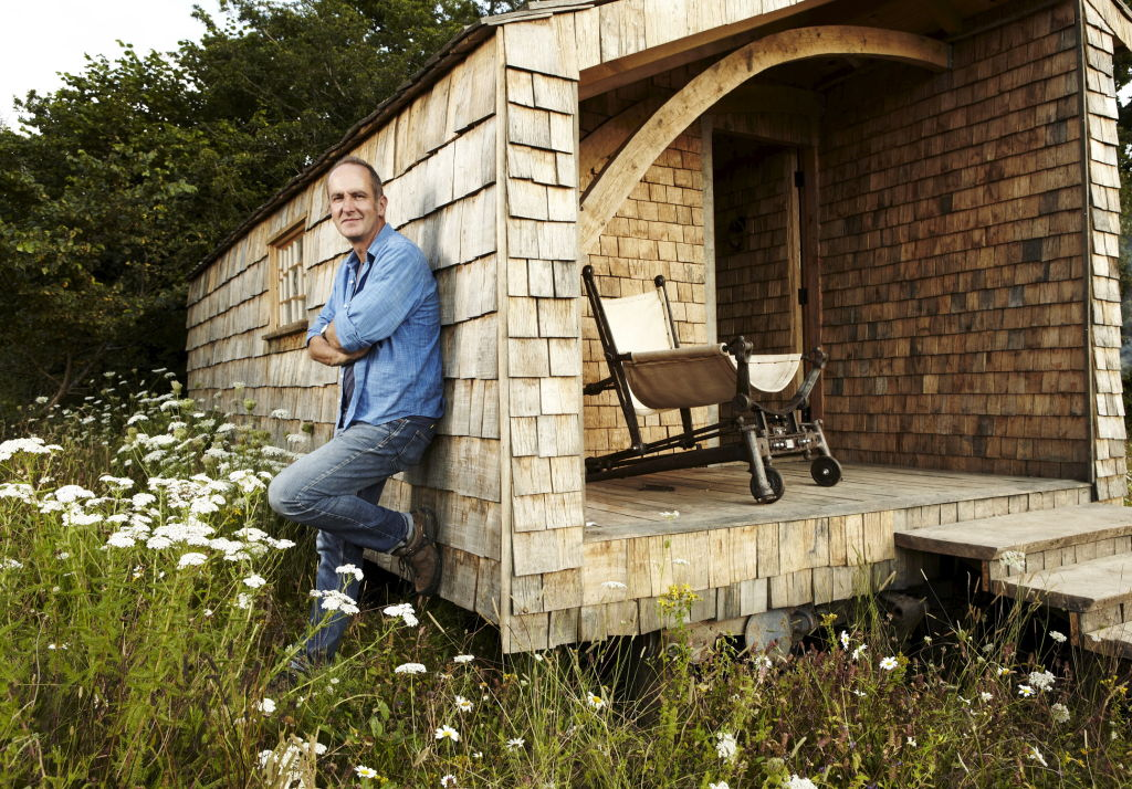 MMAG TV Stills March 3Kevin McCloud's Man Made Home. ABC1 series final. Image supplied by ABC TV publicity.Â