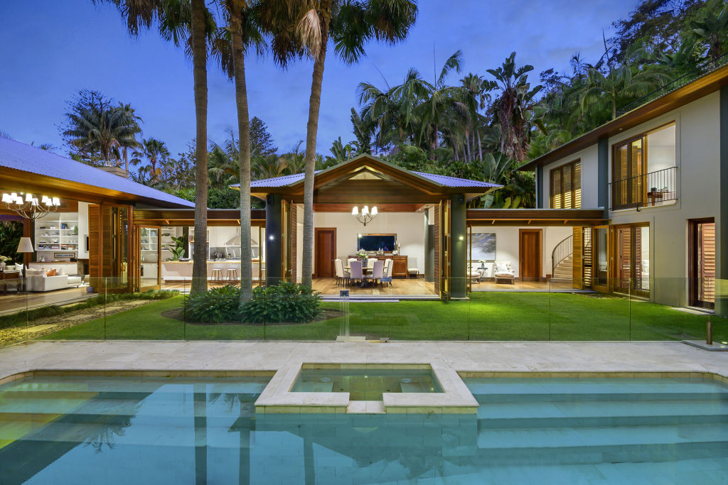 Chisholm family's 36 Ocean Road Palm Beach