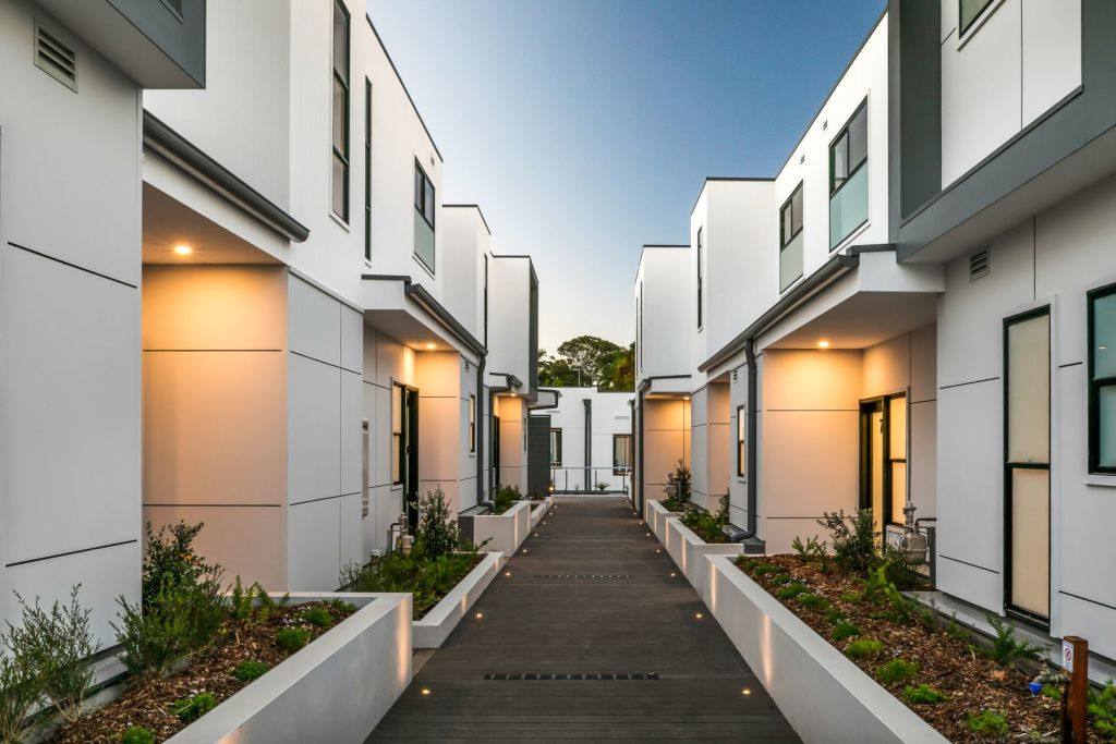 Consider both the size of your apartment, as well as the size of the complex itself.