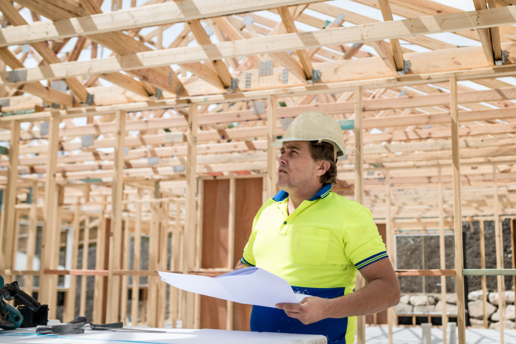 It's important to choose a reputable, experienced and trustworthy builder.