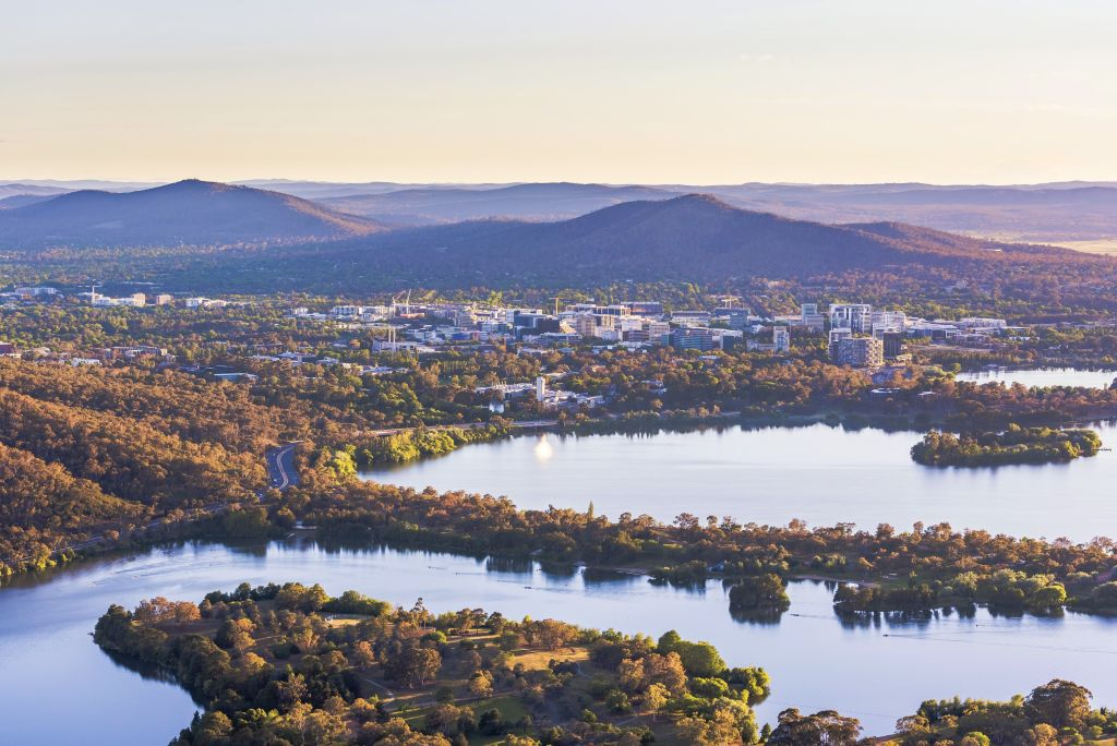 Domain Bushfires - Canberra