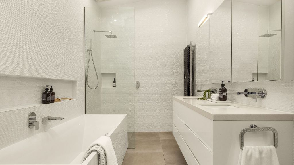 Consider the ratio of bathrooms to bedrooms when renovating to add value.