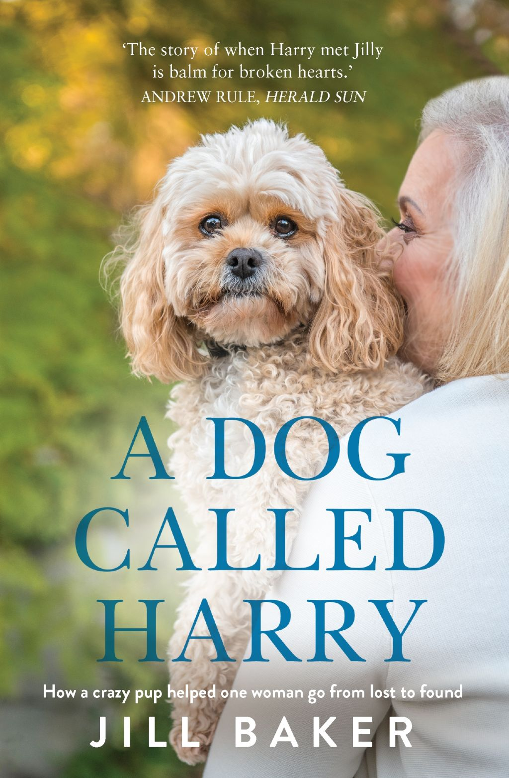 A Dog Called Harry by Jill Baker.