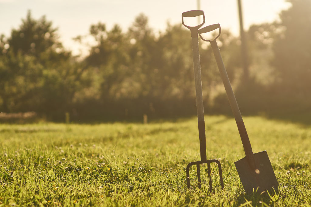Old-school garden tools basically last forever, so why buy new?
