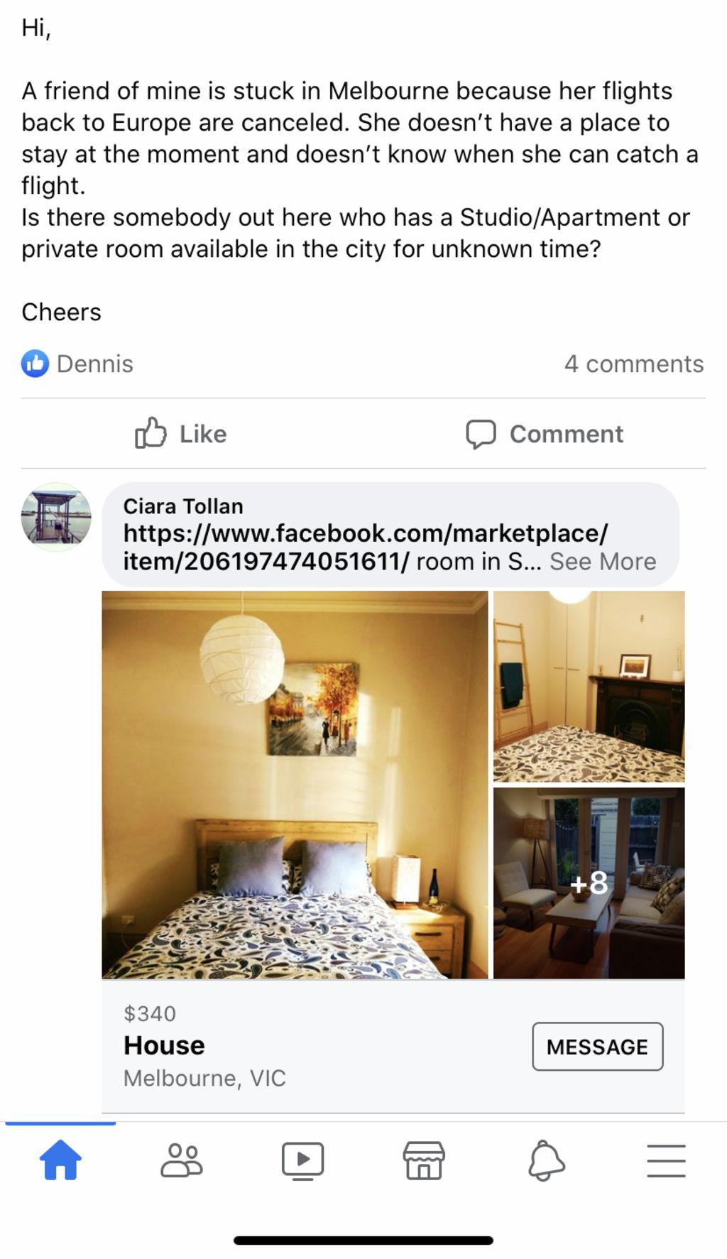 Share houses