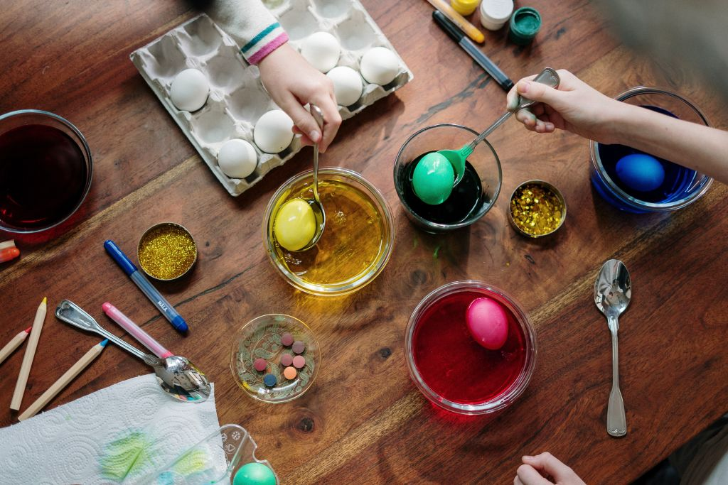 Celebrating Easter at home: Activities to get you though the long ...