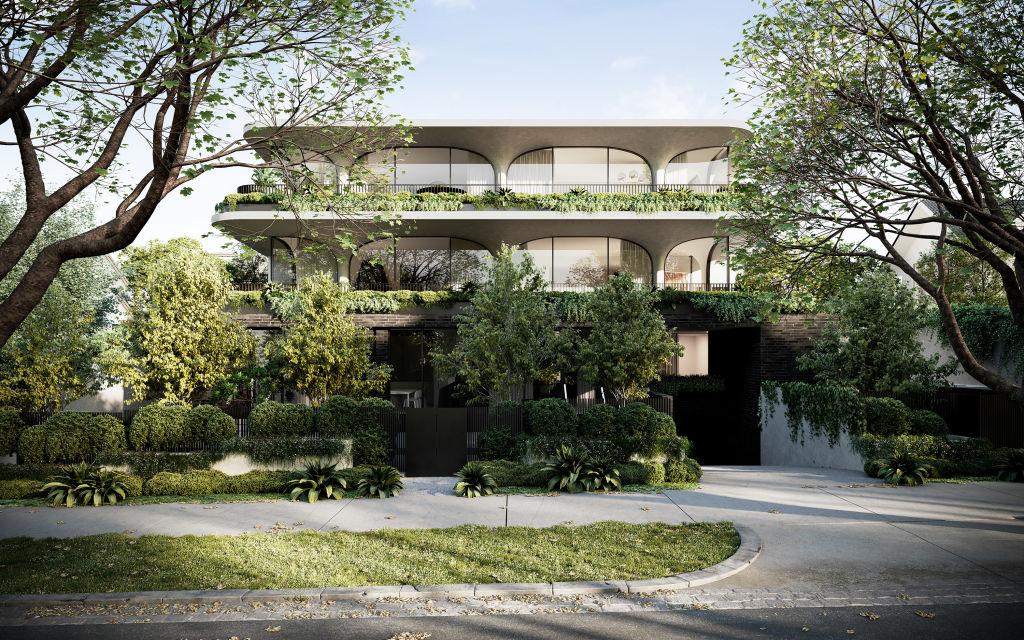 Rondure House, Above Zero_Exterior