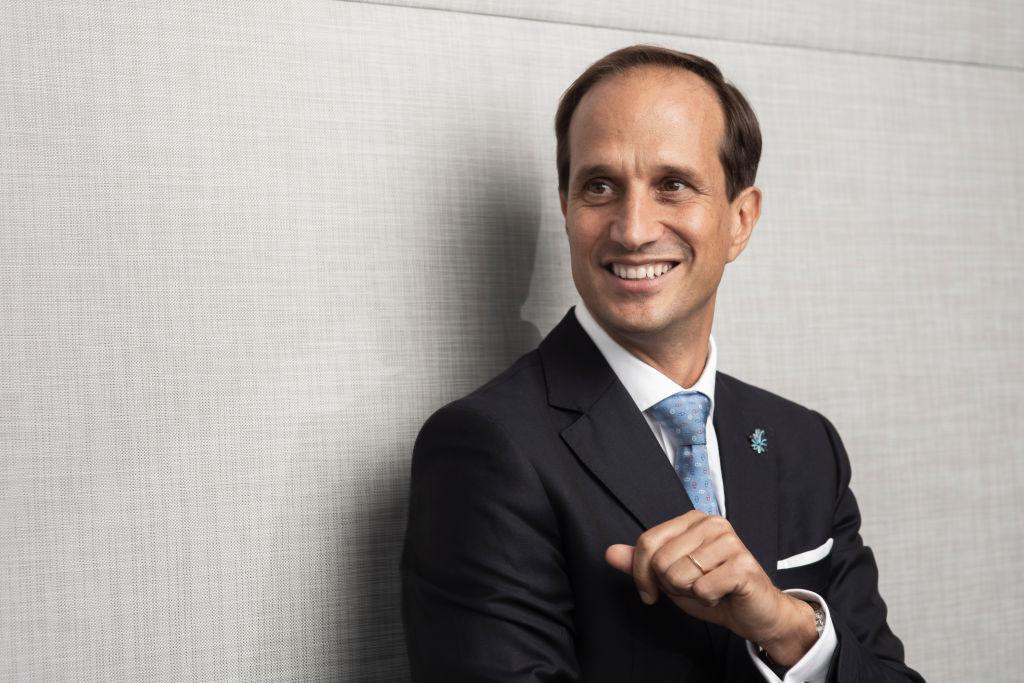 AMP CEO Francesco De Ferrari