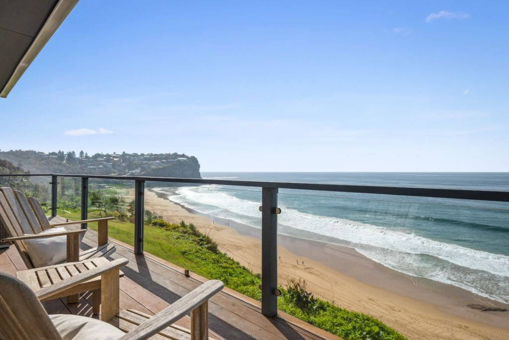 Michael Slater's Newport house has sold.