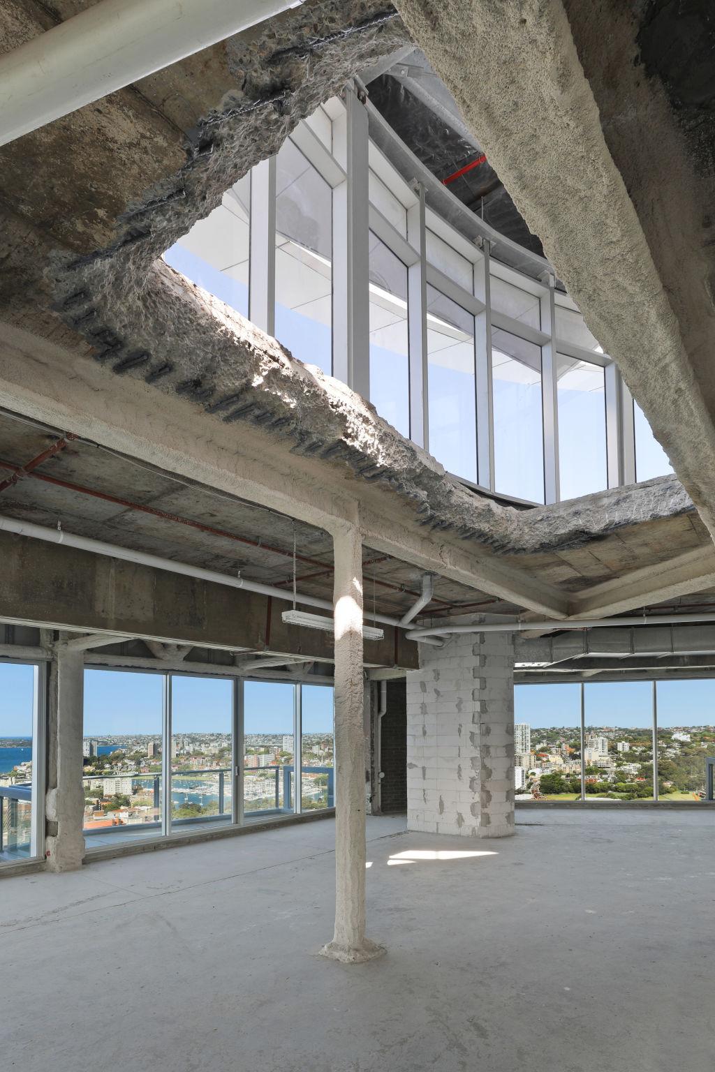 Zenith penthouse bought by Michael Miroshnik at 82-94 Darlinghurst Road Potts Point / Kings Cross