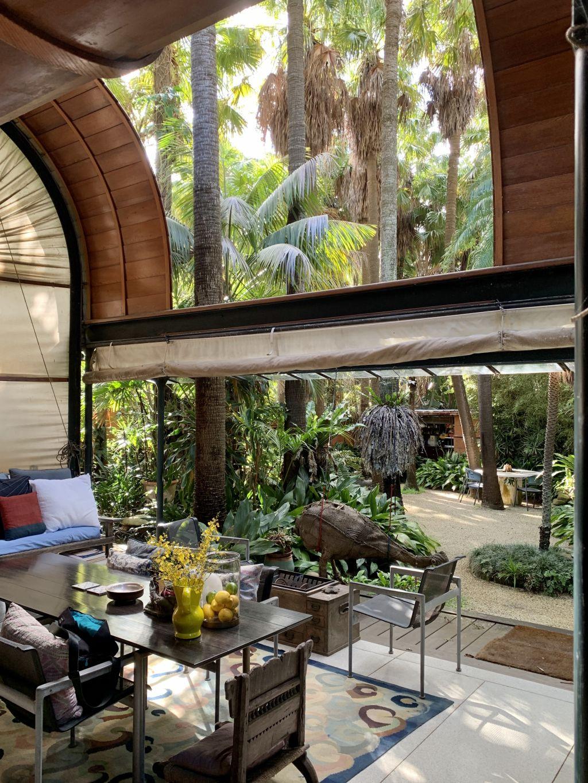 Palm Garden House.