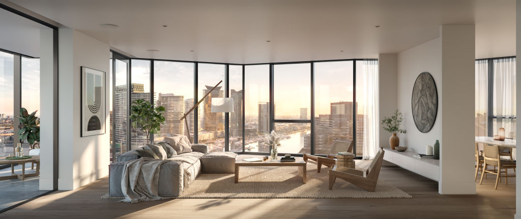 Seafarers Residences_Riverlee_Interior living room