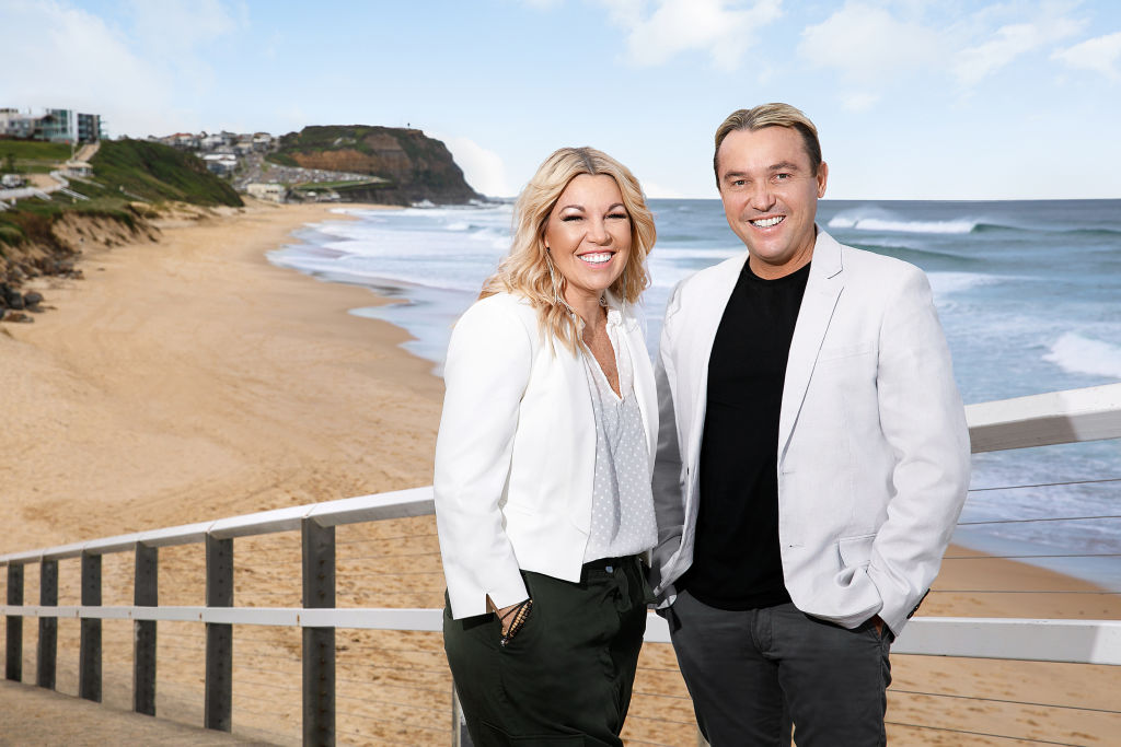 Craig and Belinda Rosevear of The Agency, Newcastle