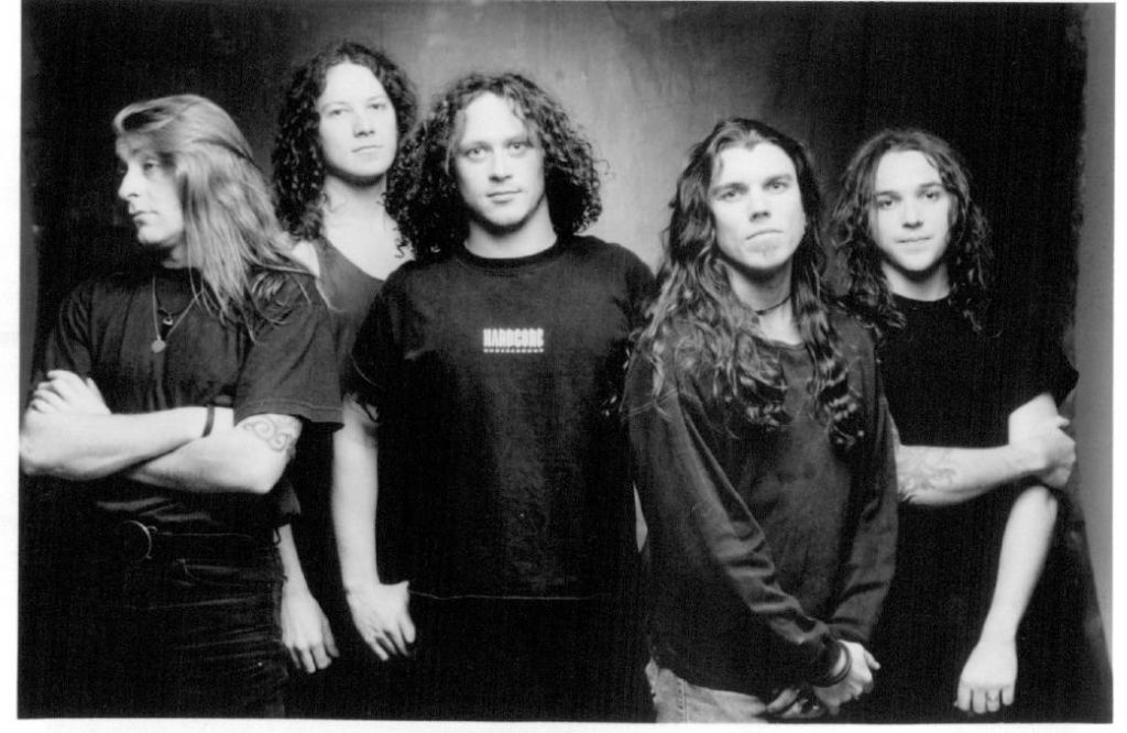 Iconic rock band The Screaming Jets, founded in Newcastle.