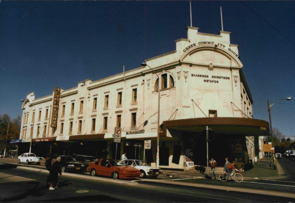 N.S.W. - Sydney - Paddington - 1990