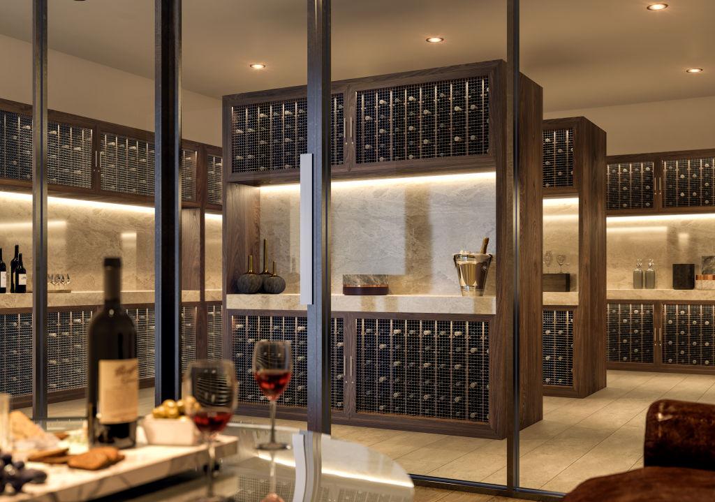 Geocon_The Republic wine cellar render_Sep 2020