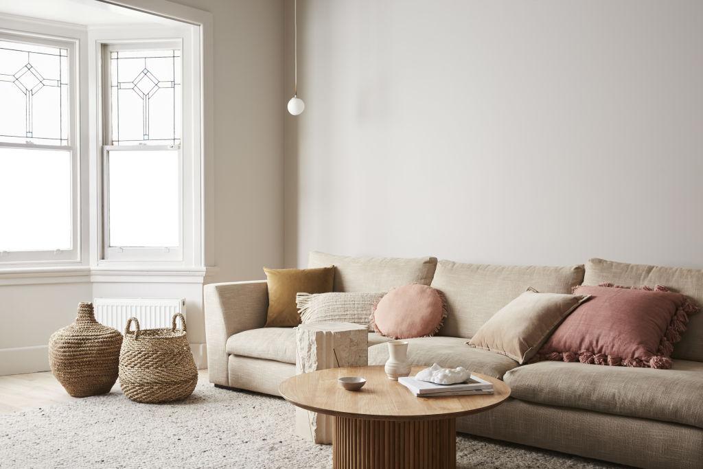 Haymes Home Grown colour palette - refuge
