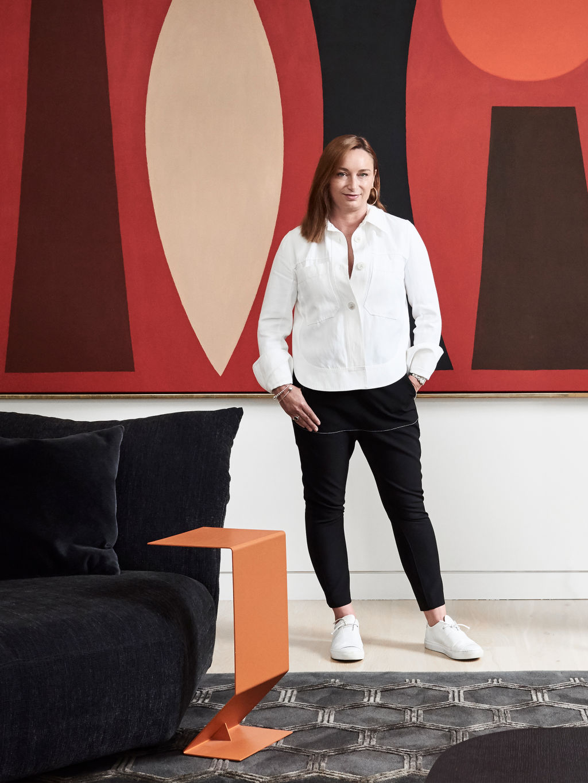 Interior designer Miriam Fanning of Mim Design