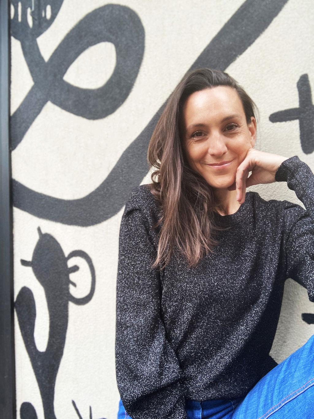 Hey Murals founder Shannon Lamden