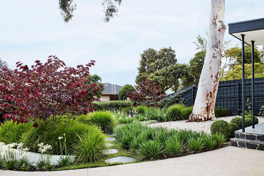 Penny Starr Designs garden in Rosanna