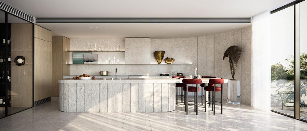 Rondure House  4 Fenwick Street, Kew  Architect: Cera Stribley  Developer: Above Zero & Wilbow Group